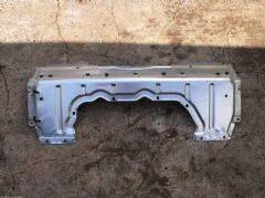 MAZDA MX5 EUNOS (MK2 1998 - 2005) REAR SHELF / BULKHEAD COVER PANEL / METAL TRIM